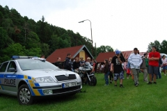 Den otevřených dveří s Policií ČR 2011