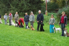 Školka psů - PODZIM 2007